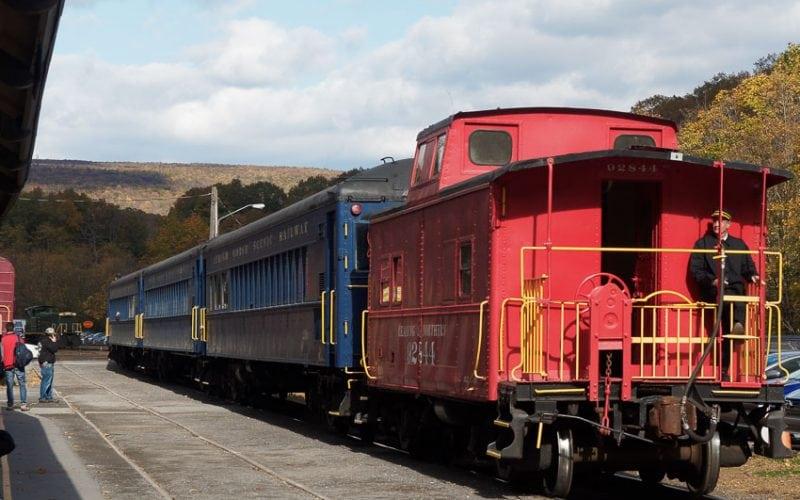 Lehigh Gorge Scenic Railway, Pennsylvania
