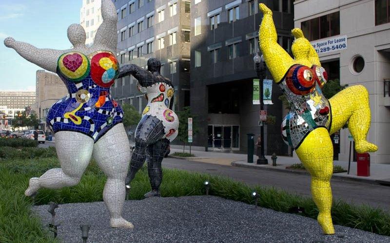 New York Avenue Sculptures – Update